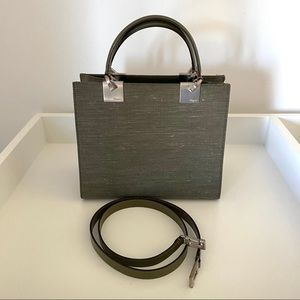 Salvatore Ferragamo Vintage Mini Handbag w/ Strap